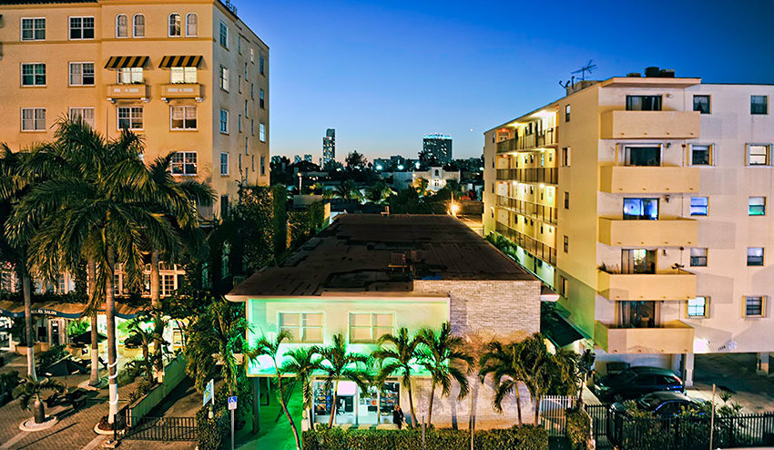 Suites on South Beach Exterior Aerial Photo