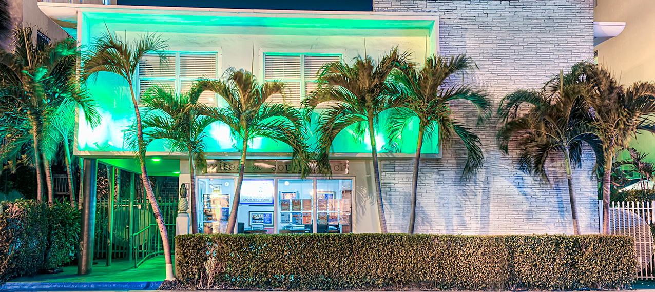 Suites on South Beach Exterior